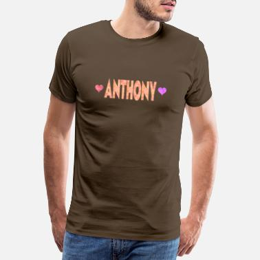 Anthony Anthony - Männer Premium T-Shirt