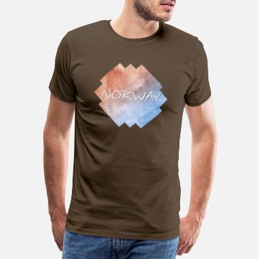 Norway Norway - Norway - Men's Premium T-Shirt