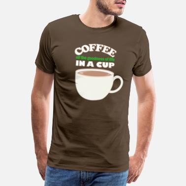 Coffee coffee - Men's Premium T-Shirt