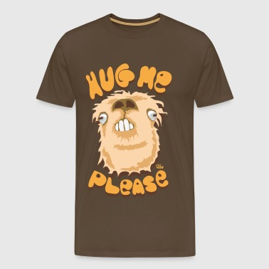 Hug me please - T-shirt Premium Homme