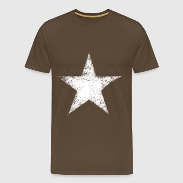old us star vintage - Men's Premium T-Shirt