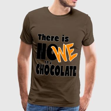 Chocolate Sweets Candy Pralines Sweet tooth Kids - Männer Premium T-Shirt