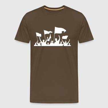 Demonstration / Protest - Men's Premium T-Shirt