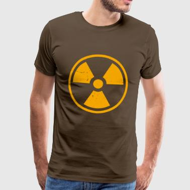 Radioactive yellow - Men's Premium T-Shirt