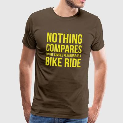 NOTHING COMPARES - Männer Premium T-Shirt