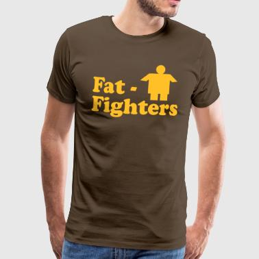 Fat Fighters Klub - Koszulka męska Premium