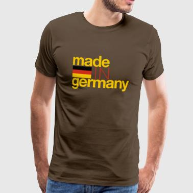 Made in Germany - Special edition. - Men's Premium T-Shirt