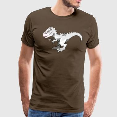 Indominus Rexy - Men's Premium T-Shirt