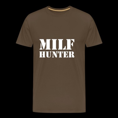 Hunter MILF - T-shirt Premium Homme