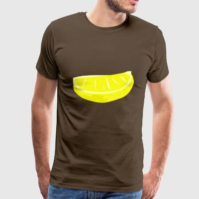 lemon - Men's Premium T-Shirt