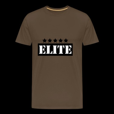 elite - Men's Premium T-Shirt