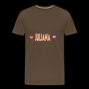 Juliana - Men's Premium T-Shirt