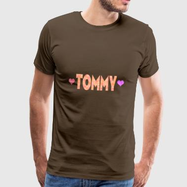 Tommy - T-shirt Premium Homme