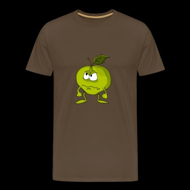 Sour apple - Men's Premium T-Shirt