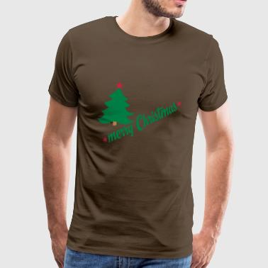 jul - Herre premium T-shirt