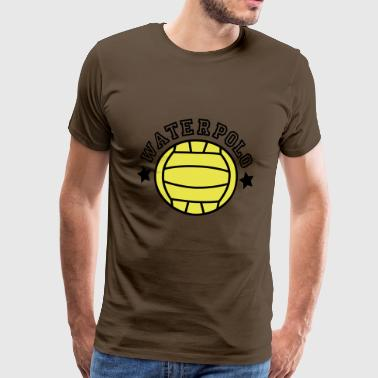 2541614 15530909 waterpolo - T-shirt Premium Homme