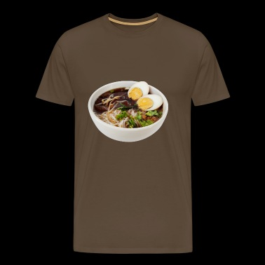 noodle soup - Men's Premium T-Shirt
