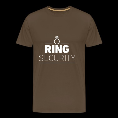 JGA Ring Security JGA hen party - Men's Premium T-Shirt