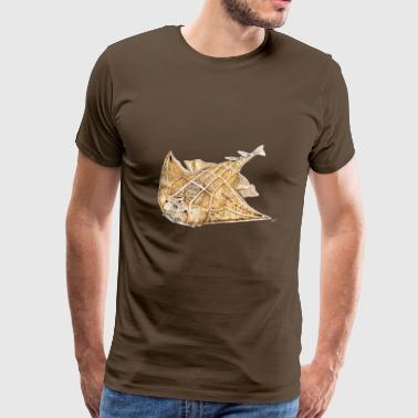 Angelote - Angel shark - Requin ange - Mannen Premium T-shirt
