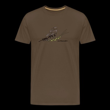guilde vol Mayfly - T-shirt Premium Homme