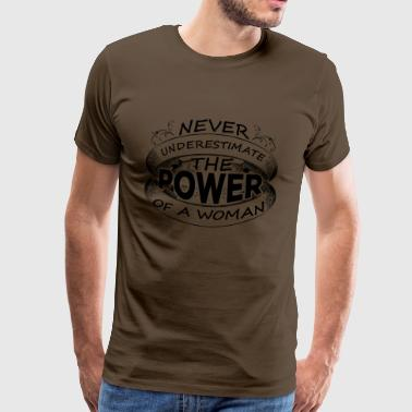 Women Power - Men's Premium T-Shirt