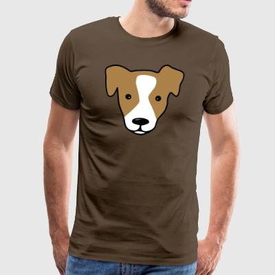 6061912 127733234 Jack Russell - T-shirt Premium Homme