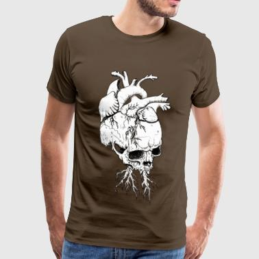 headache heartache - Men's Premium T-Shirt