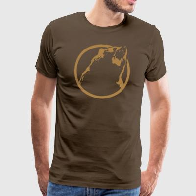 GRIZZLY - Men's Premium T-Shirt