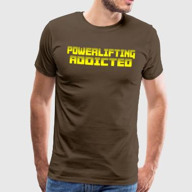 ADDICTED to PL - Men's Premium T-Shirt