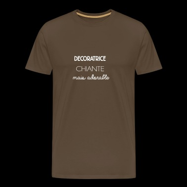 Decoratrice - T-shirt Premium Homme