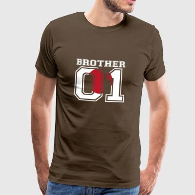 brother brother 01 king Japan - Men's Premium T-Shirt