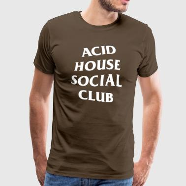 Acid House Social Club - T-shirt Premium Homme