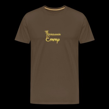 PRINCESS PRINCESS QUEEN GIFT Emmy - Men's Premium T-Shirt