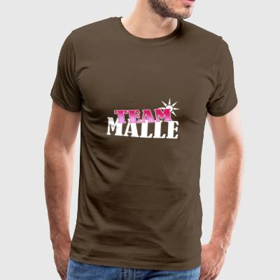 Team Malle - Mallorca Party - Männer Premium T-Shirt