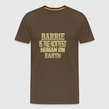 Barrie - T-shirt Premium Homme
