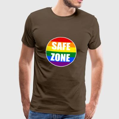 Safe Zone - Men's Premium T-Shirt