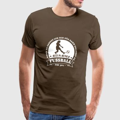 Football shirt-Sweet in the jersey - Men's Premium T-Shirt