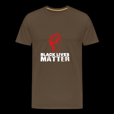 Black Lives Matter Black Pride - Men's Premium T-Shirt