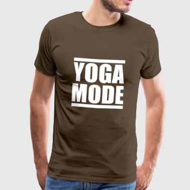 tee shirts v tements de sport yoga commander en ligne spreadshirt. Black Bedroom Furniture Sets. Home Design Ideas