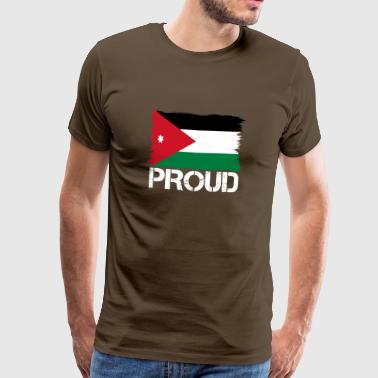 Pride flag flag home origin Jordan png - Men's Premium T-Shirt