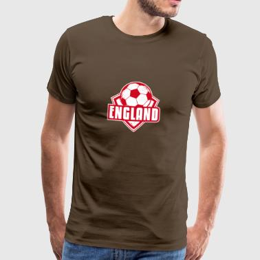 England No 1 Soccer Team Gift - Men's Premium T-Shirt