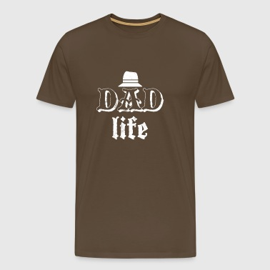 Father - Dad - Fathers Day - Men's Day - Gift - Men's Premium T-Shirt