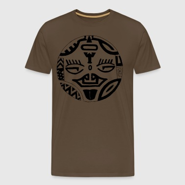 FACE 2 FACE verso - Men's Premium T-Shirt