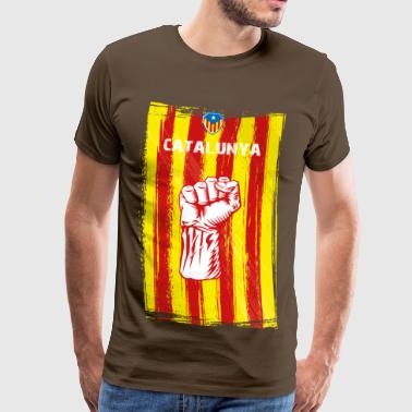 catalunya - Men's Premium T-Shirt