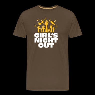 Girls Night Out! - Men's Premium T-Shirt