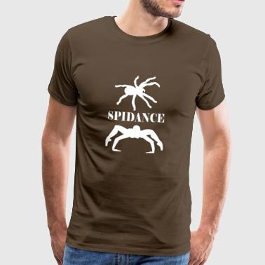spidance wite - Men's Premium T-Shirt