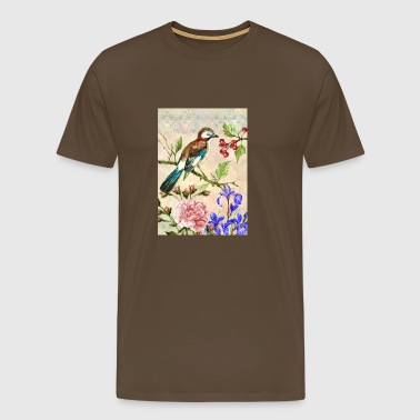 Bird jay - Men's Premium T-Shirt