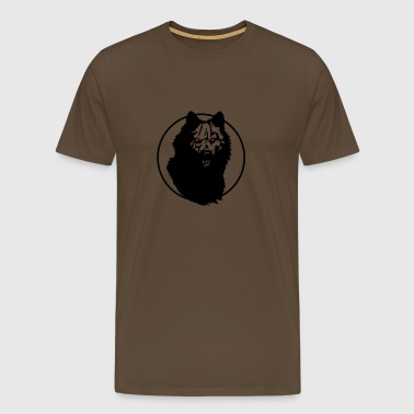 werwolf_09_2 - Men's Premium T-Shirt