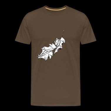 maple leaves - Men's Premium T-Shirt