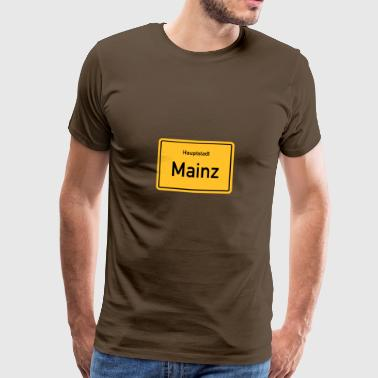 capital Mainz - Men's Premium T-Shirt